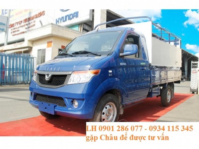 Xe tải kenbo Chiến Thắng 2018 / Nơi bán xe tải kenbo Chiến Thắng 990kg nhập khẩu + giá tốt nhất