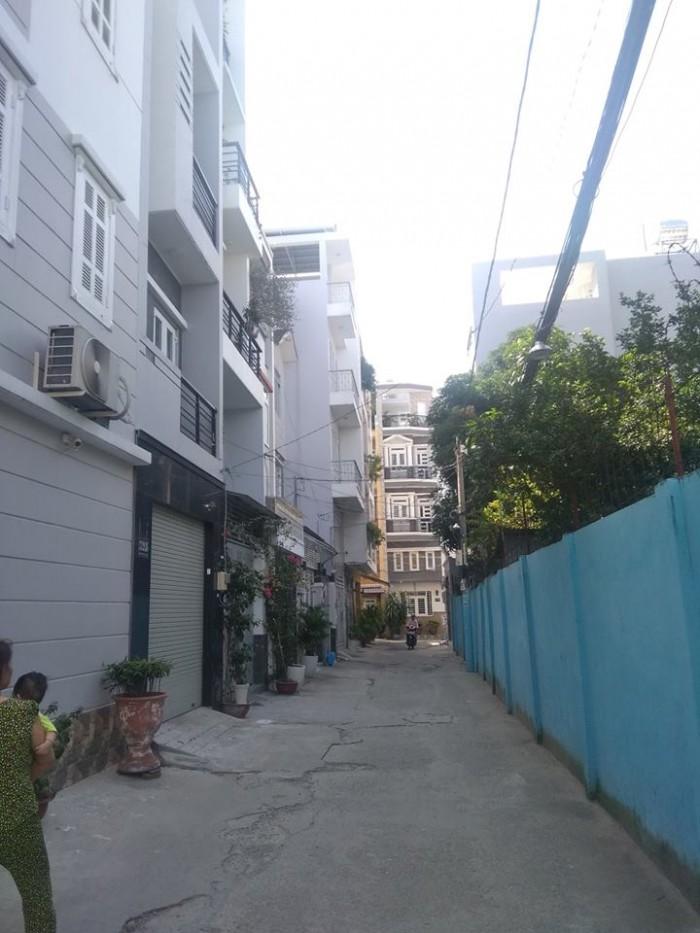 Bán nhà HXH, Bình Thạnh, Nguyễn Văn Đậu 65m