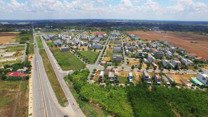 Đất Lê Lợi cách ngã 3 Hồng Châu, 5x18 sổ hồng 570 triệu