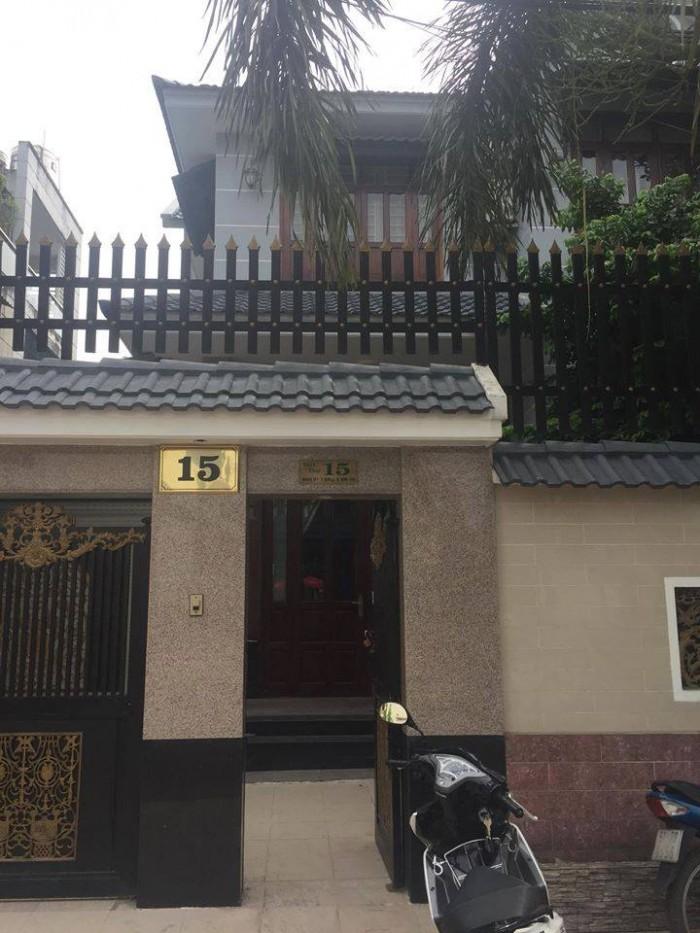 Biệt thự KDC Tên Lửa đường số 19A, 10x19m, 2 lầu giá 16.3 tỷ.