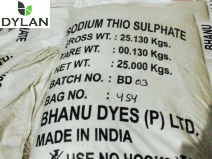 Sodium Thiosulphate Chất Trung Hoà Chlorine2