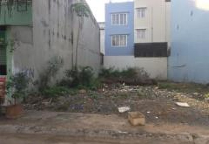 Chính chủ bán gấp đất hẻm 1 xẹc Đường Chu Văn An, Phường 12, Quận Bình Thạnh, DT:169m2