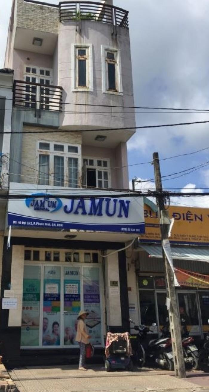 Bán nhà mặt tiền đường đại  lộ 2 phường Phước Bình quận 9