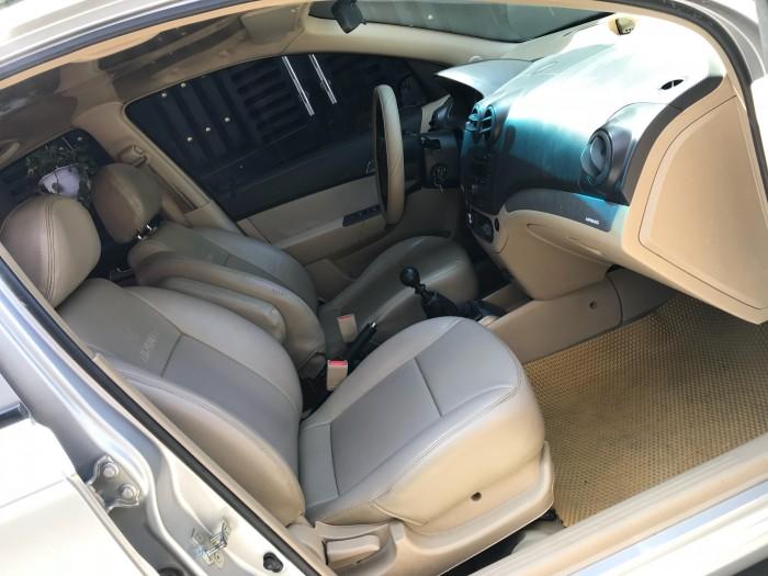 Bán Chevrolet Aveo 2017 số sàn màu bạc xe gia đình ít đi