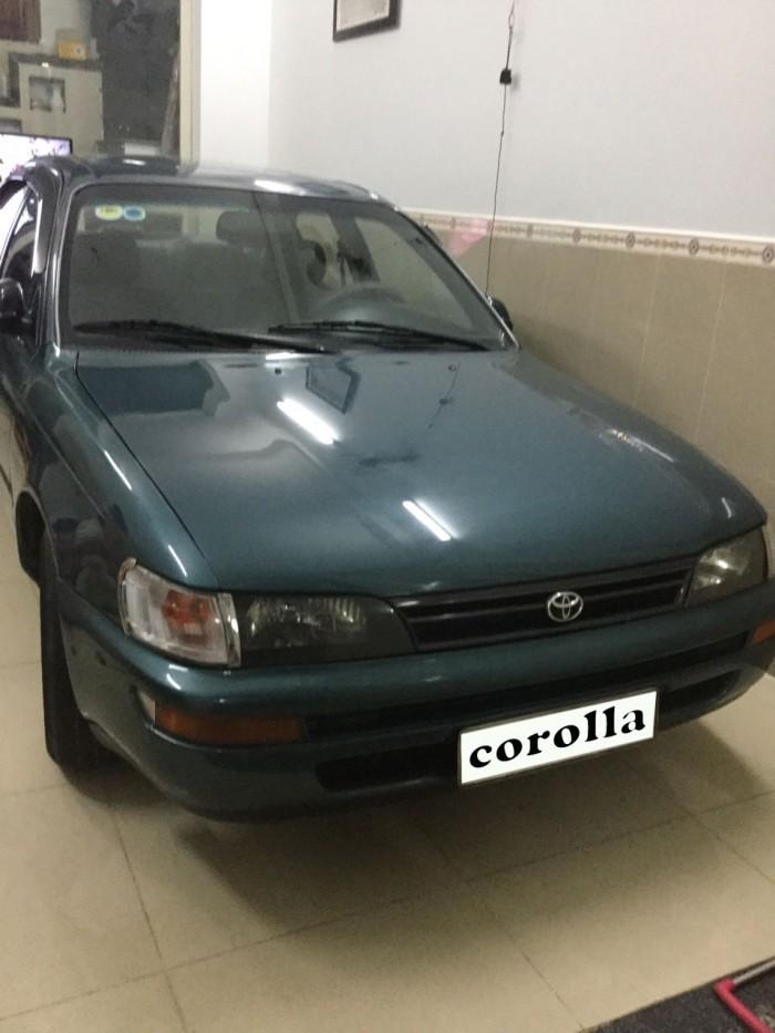 Toyota Corolla sản xuất năm 1994 Số tay (số sàn) Động cơ Xăng