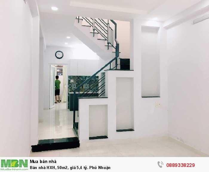 Bán nhà HXH, 50m2, Phú Nhuận