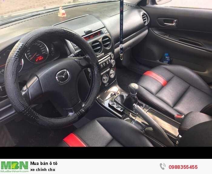 Mazda 6 sản xuất năm 2003 Số tay (số sàn) Động cơ Xăng
