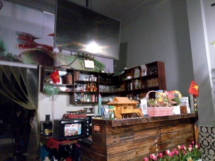 Sang nhượng quán cafe DT 45 m2 mặt tiền 4 m Phố Cù Chính Lan gần Vương Thừa Vũ Q.Thanh Xuân Hà Nội