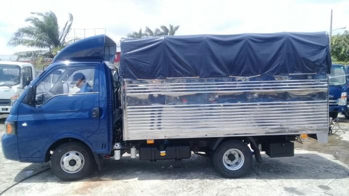 Xe tải JAC 1 Tấn 25, Hyundai JAC 1.25T thùng mui bạt