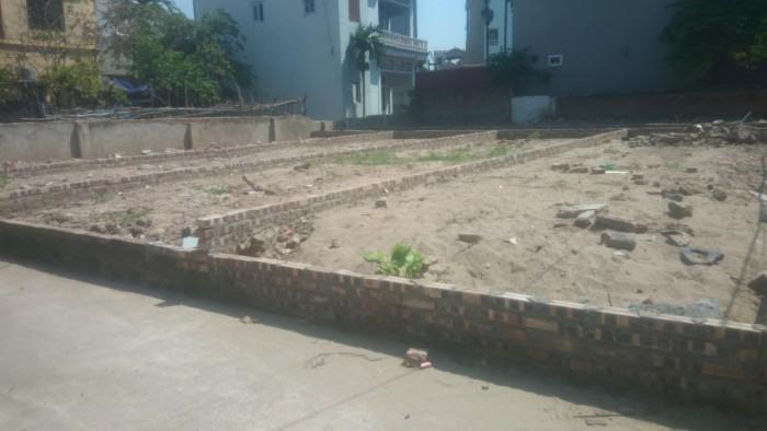 Bán mảnh đất 35m2 tổ 7 sau tiểu học Thạch Bàn