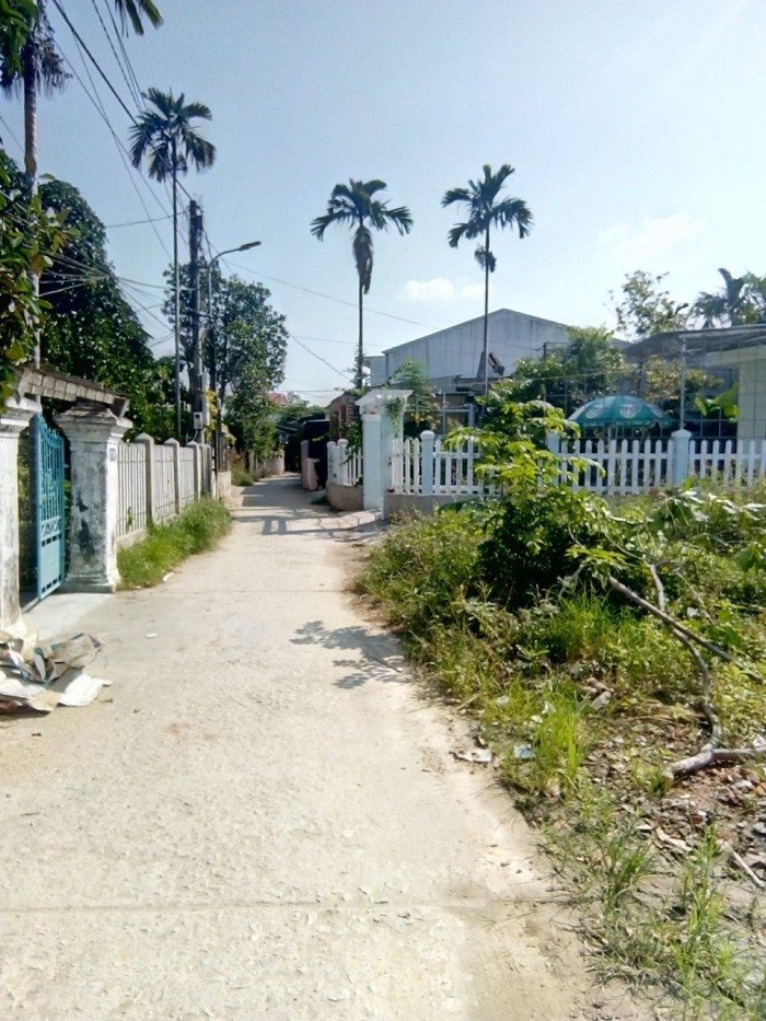 Bán đất tại Đường Nguyễn Hoàng, Huế, Thừa Thiên Huế diện tích 114m2