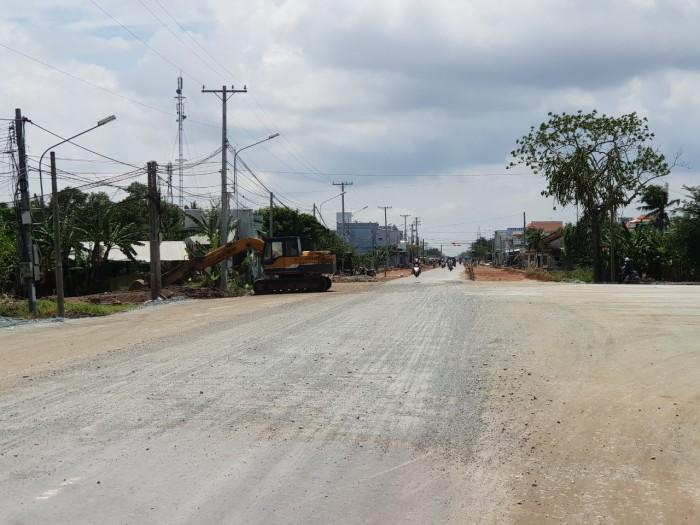 Đất Bình Chánh Nằm Ngay Mt Nguyễn Hữu Trí Nối Dài, Shr, 100m2