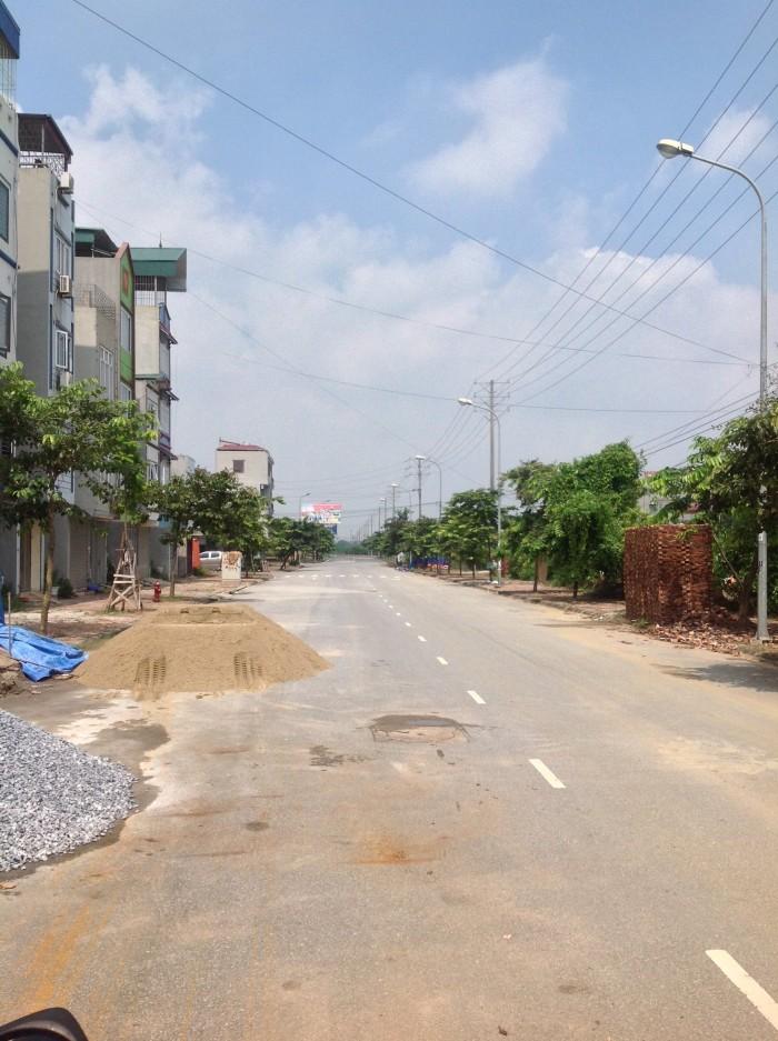 Bán đất thị trấn Trâu Qùy, huyện Gia Lâm, Hà Nội.