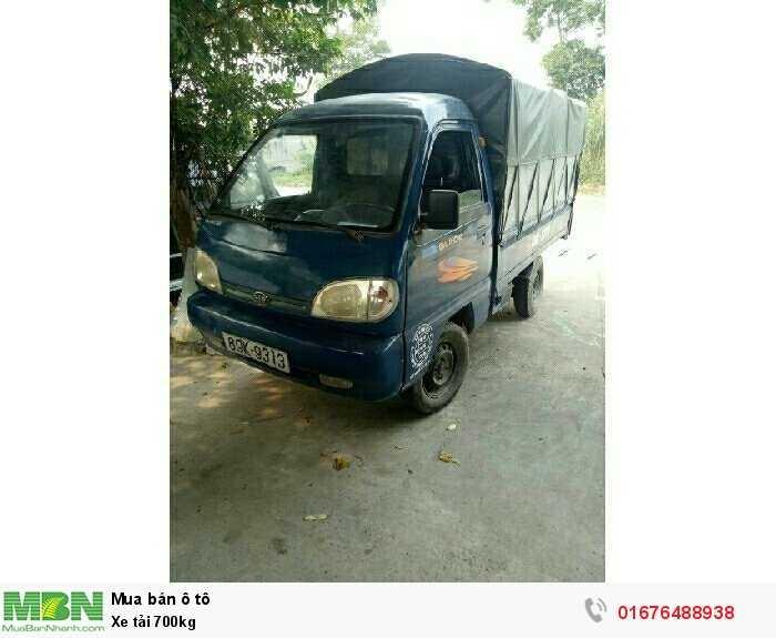 Xe tải 700kg