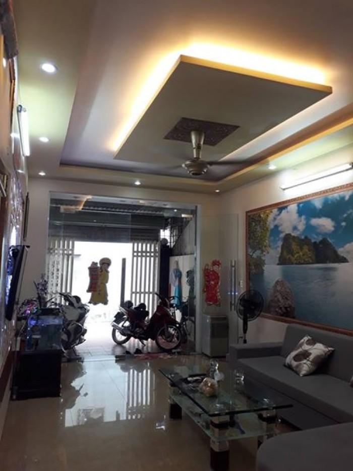 Bán nhà 3,5 tầng trong ngõ Phạm Tử Nghi...