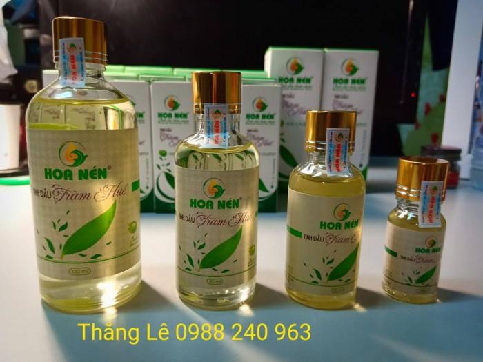 Bán tinh dầu tràm nguyên chất Hoa Nén0