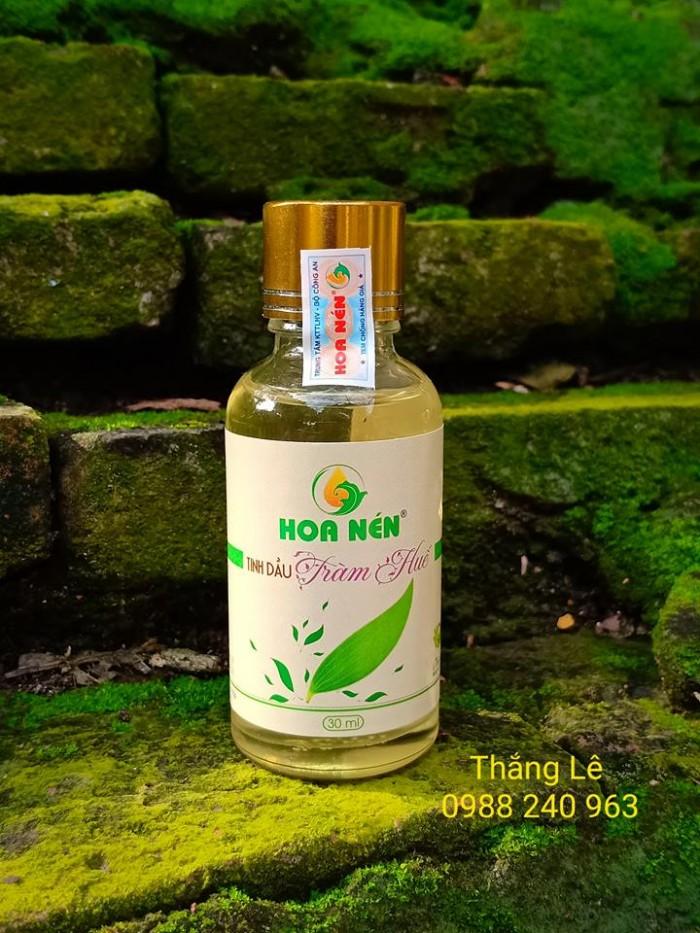 Bán tinh dầu tràm nguyên chất Hoa Nén2