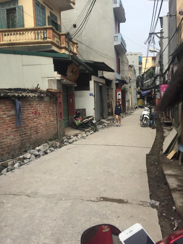 HOT: Mua đất trung tâm Thị Trấn Trâu Qùy, Gia Lâm, HN