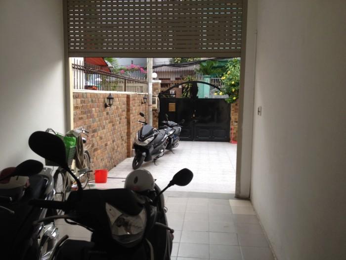 Bán Biệt Thự mini đường Trần Bình Trọng. 8x12. 2 Lầu