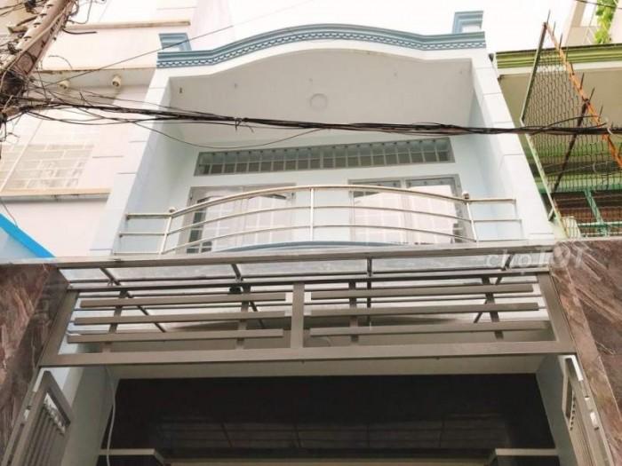 Cần bán gấp nhà hẻm 12 Nguyễn Nhữ Lãm , Tân Phú ,DT 3.8x13m