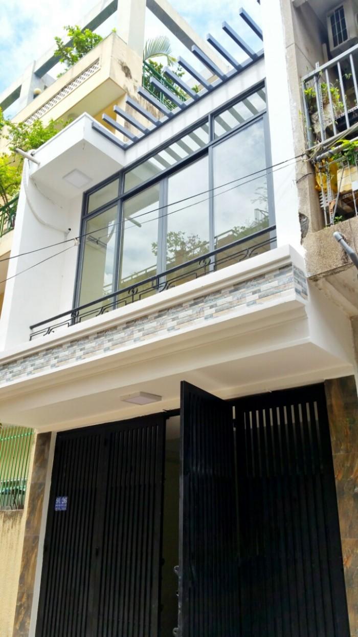 Cần Bán Gấp Nhà Hẻm Đường Nguyễn Trọng Tuyển, Phường 15, Quận Phú Nhuận.
