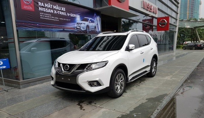 Nissan Xtrail 2.0 SL Luxury 2019 Giảm Giá Chưa Từng Có