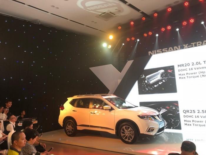 Nissan Xtrail 2.0 SL Luxury 2019 Giảm Giá Chưa Từng Có 1