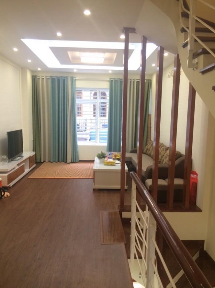 Cô 3 bán nhà Satra Phạm Hùng Q8, 110m, 3 lầu