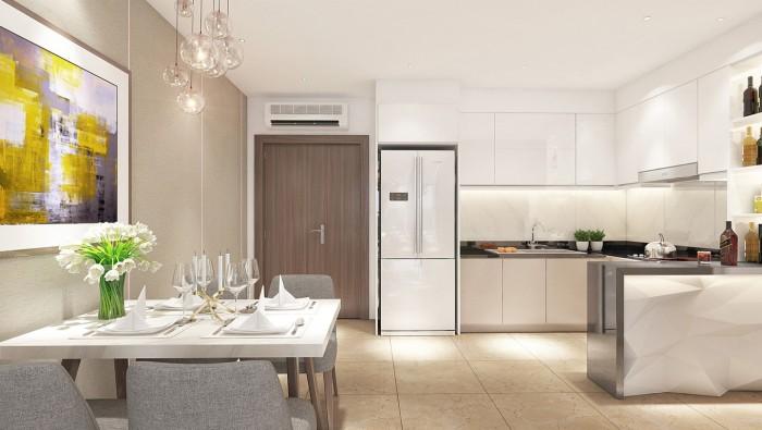 Căn hộ chung cư có nội thất 2 pn mới
