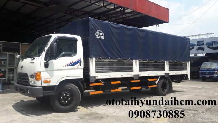 Xe Tải 8 Tấn - Hyundai Đô Thành Hd120Sl