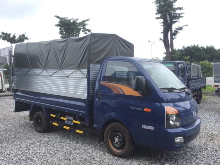 Bán xe Huyndai thùng khung mui bạt giá rẻ tại Quảng Ninh