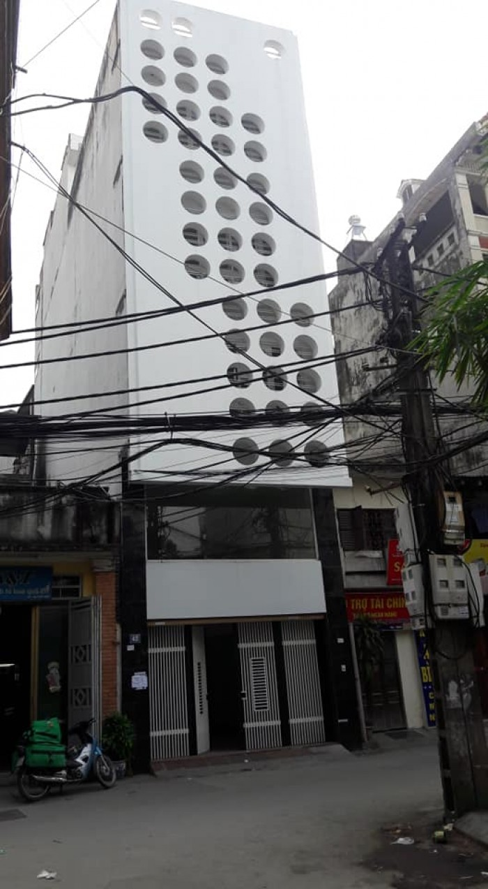Bán Nhà 8 Tầng Căn Hộ Cho Khách Gữi Tiền Phố Hoàng Ngân Quận Thanh Xuân