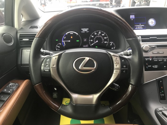 Lexus RX 450h sản xuất năm 2012 Số tự động Động cơ Xăng