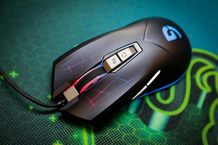 MousegameFuhlenG93ProLEDRGB chính hãng2