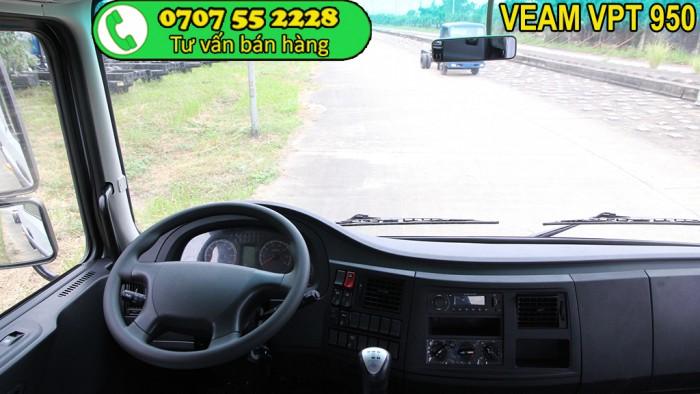 Xe tải VEAM 9T3 thùng dài 7,6m hỗ trợ vay 90% | Sự thay thế hoàn hảo xe tải B170