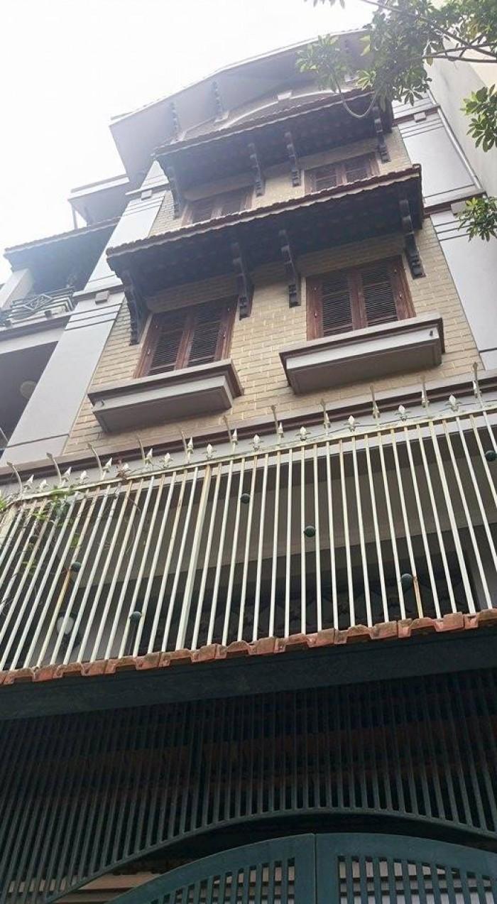 Bán nhà mặt phố Khuất Duy Tiến 45/55 m2, 5 tầng, MT 4m, 9.2 tỷ.
