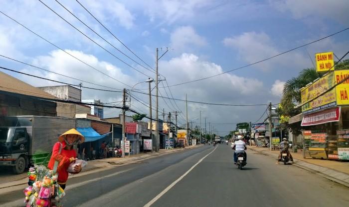 Bán Nhà đẹp 80m2 đường Quốc Lộ 50, Phong Phú, Bình Chánh