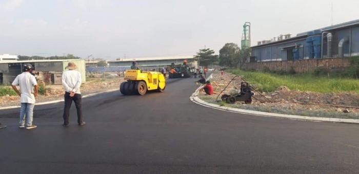 Bán đất kdc Bình Chuẩn Thuận An Bình Dương đường nhựa 12m thông SHR