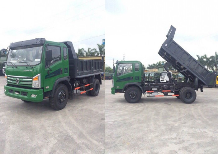 Bán xe tải thùng 1 cầu 6 tấn 9 giá rẻ tại Quảng Ninh