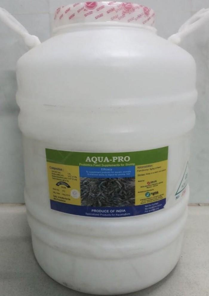 Men tiêu hóa đậm đặc Aqua pro, men vi sinh đường ruột, acid hữu cơ0