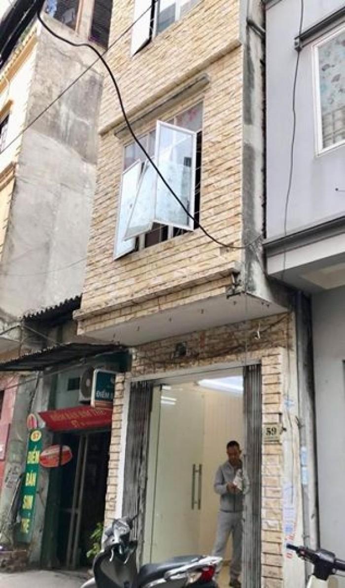 Bán gấp nhà mặt phố Kim Ngưu, 30m2