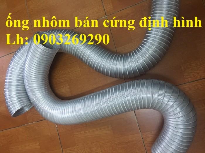 ống nhôm định hình - ống bán cứng - ống chụi nhiệt phân phối toàn quốc D80,D100,D125,D150,D175,D200,D250,D300,D350,D40025