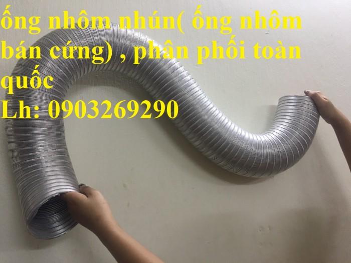 ống nhôm định hình - ống bán cứng - ống chụi nhiệt phân phối toàn quốc D80,D100,D125,D150,D175,D200,D250,D300,D350,D40020