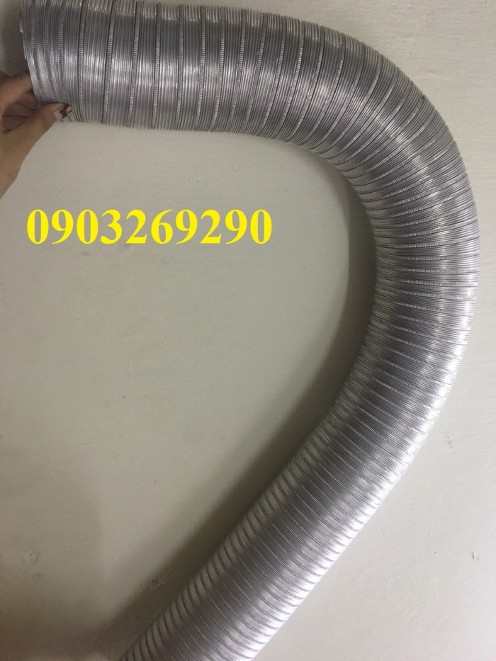 ống nhôm định hình - ống bán cứng - ống chụi nhiệt phân phối toàn quốc D80,D100,D125,D150,D175,D200,D250,D300,D350,D40019