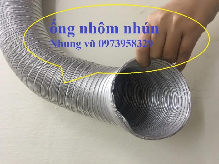 ống nhôm định hình - ống bán cứng - ống chụi nhiệt phân phối toàn quốc D80,D100,D125,D150,D175,D200,D250,D300,D350,D40018