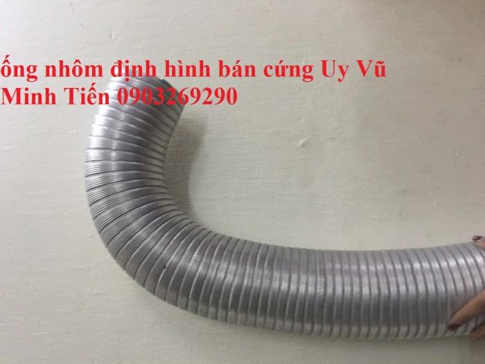 ống nhôm định hình - ống bán cứng - ống chụi nhiệt phân phối toàn quốc D80,D100,D125,D150,D175,D200,D250,D300,D350,D40017