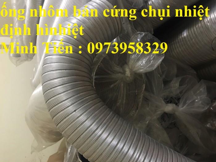 ống nhôm định hình - ống bán cứng - ống chụi nhiệt phân phối toàn quốc D80,D100,D125,D150,D175,D200,D250,D300,D350,D40016
