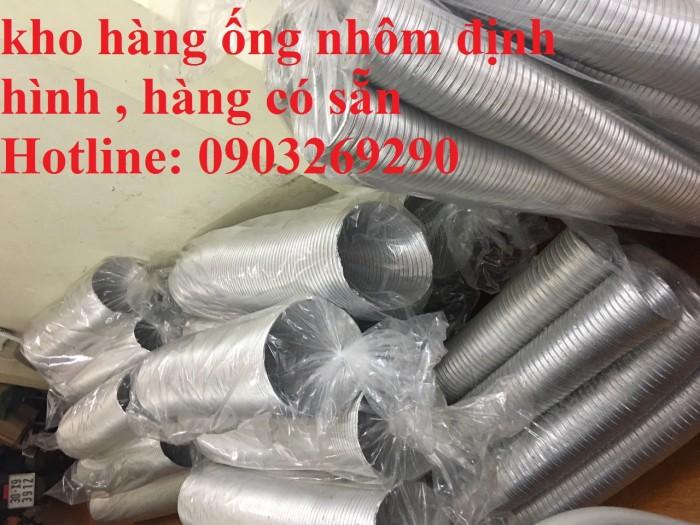 ống nhôm định hình - ống bán cứng - ống chụi nhiệt phân phối toàn quốc D80,D100,D125,D150,D175,D200,D250,D300,D350,D40012