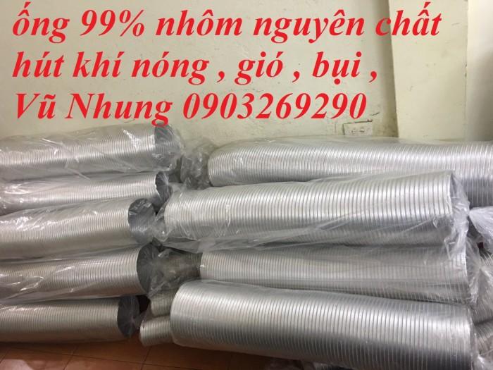 ống nhôm định hình - ống bán cứng - ống chụi nhiệt phân phối toàn quốc D80,D100,D125,D150,D175,D200,D250,D300,D350,D4007