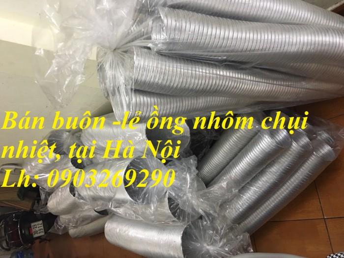 ống nhôm định hình - ống bán cứng - ống chụi nhiệt phân phối toàn quốc D80,D100,D125,D150,D175,D200,D250,D300,D350,D4006